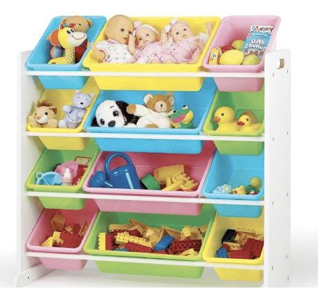 Como organizar los juguetes de los ni os casa web - Mueble para guardar juguetes ...