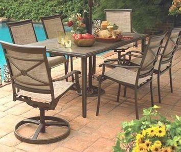 Un espacio de relax en el jardin casa web - Muebles de mimbre para jardin ...