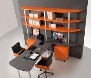 muebles modernos para pequeñas oficinas