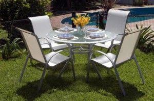 muebles para patios