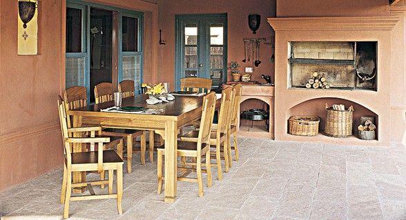 Dise o de quinchos modernos casa web for Modelos de jardines de invierno
