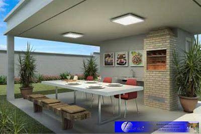 Quincho moderno casa web for Diseno de casa de 5 x 10