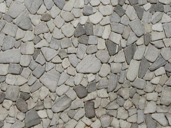 Revestimiento con medallon matizado casa web - Revestimientos para paredes exteriores en piedra ...