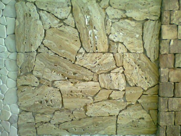 Revestimiento de laja casa web - Revestimiento para paredes exteriores ...