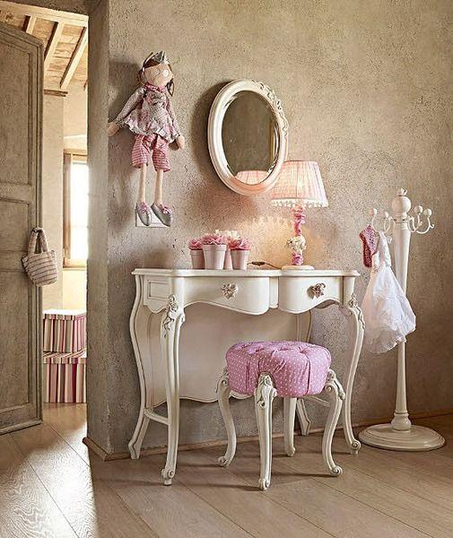 Tocador estilo vintage casa web Recamaras estilo vintage