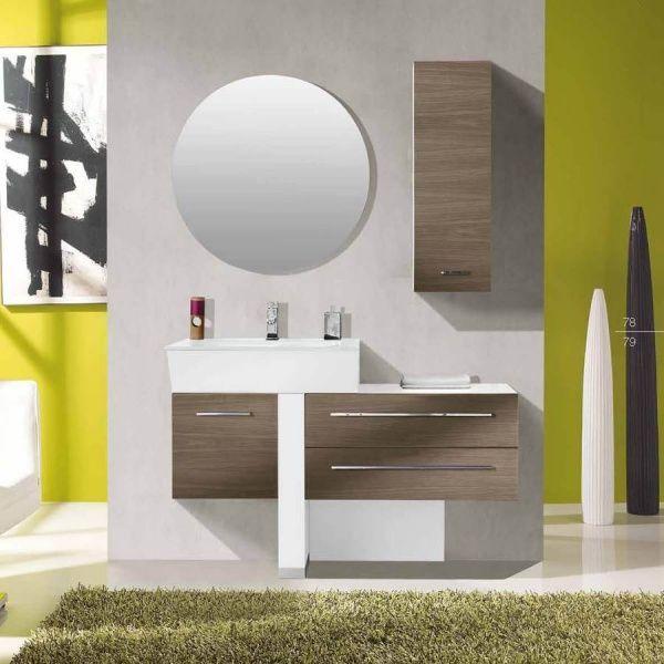 Dise o de muebles para ba os modernos casa web for Ante banos disenos modernos
