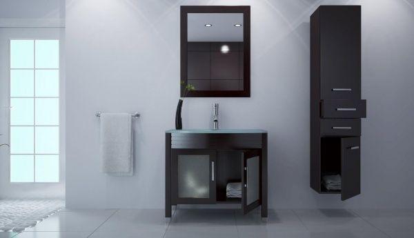 Dise o de muebles para ba os modernos casa web - Muebles modernos de diseno ...