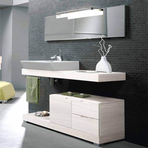 Baño Pequeno Original:Diseño de muebles para baños modernos