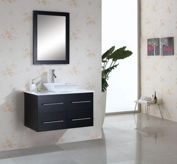 Diseno De Baños Minimalistas Pequenos:Diseño de muebles para baños modernos
