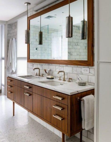muebles para baño moderno