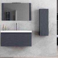 muebles para baño minimalista