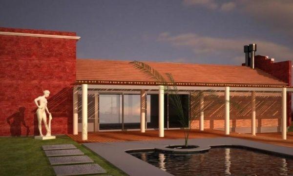 Pintura decorativa marmolada casa web - Pinturas para casas exteriores ...