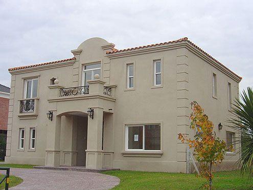 Revestimiento para fachadas tradicionales casa web for Fachadas exteriores de casas