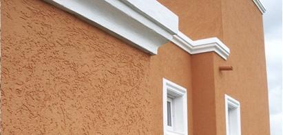 Pintura para exterior de casas tipos y colores casa web - Revestimiento para paredes exteriores ...