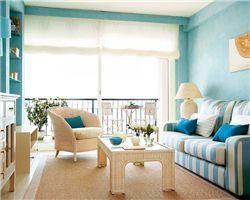 salas en apartamento pequeño
