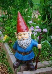 duende para jardin decoracion