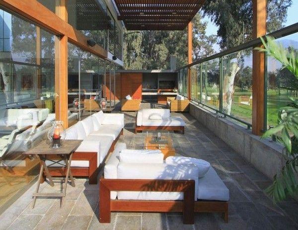 Galerias de casas modernas cerradas con vidrios e1445554509878
