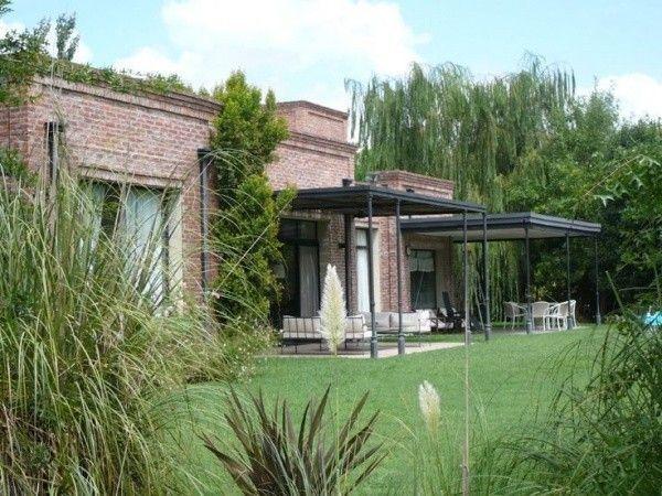 Galer as de estilo de casa de campo modernas casa web for Casas modernas para campo