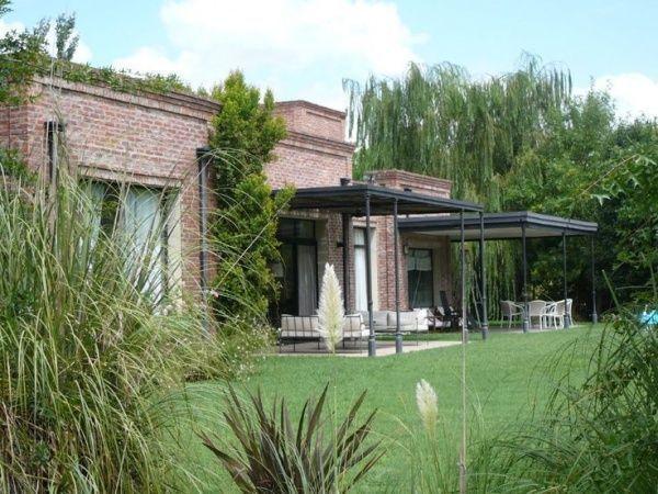 galerías de estilo de casa de campo modernas