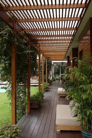 galeria de casa moderna y rustica