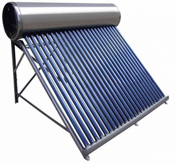 calefon solar