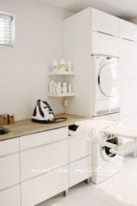 mueble lavadero tabla planchar