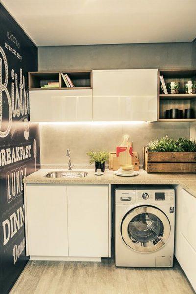 muebles para lavaderos modernos