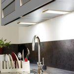 iluminacion led empotrada para cocina