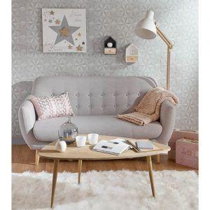 mesa de cafe apra sala de estar muebles de estilo nordico modernos