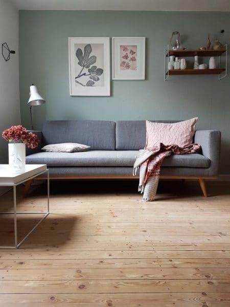 sofa - muebles de estilo nordico modernos