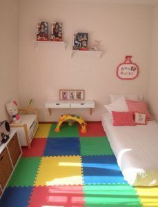 alfombra de goma para sala de juegos para niños