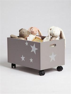cajones de madera para guardar juguetes