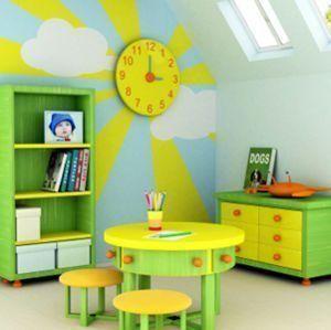 Playroom - Ideas para decorar sala de juegos para niños - Casa Web