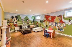 play room mikey mouse