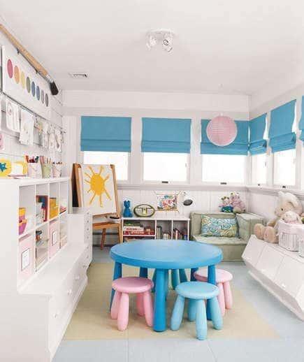 play room pequeño moderno