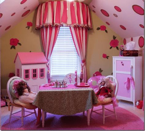 playroom para niñas