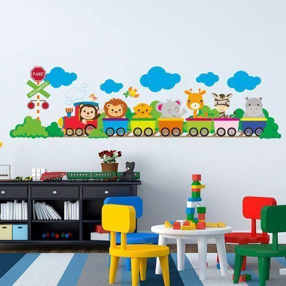 sillas de colores para sala de juegos para chicos