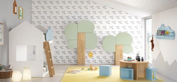 Cama montessori estilo casita de Antaix