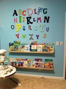 Rincon de lectura para niños decoracion 1