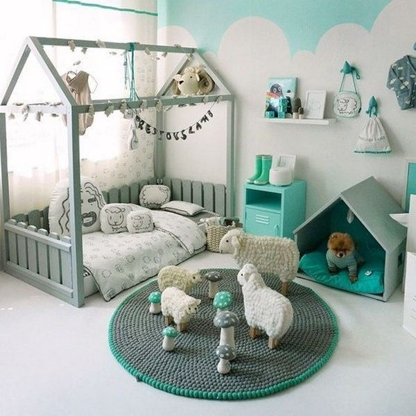 cama baja para bebe mueble montesori