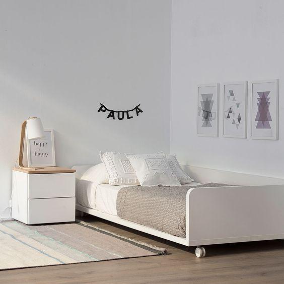 cama gondola montesori