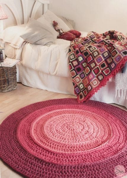 alfombra tejido xxl para dormitorio