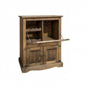 aparador de pino estilo rustico