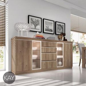 Beautiful Mueble De Comedor Moderno Pictures - Casas: Ideas ...