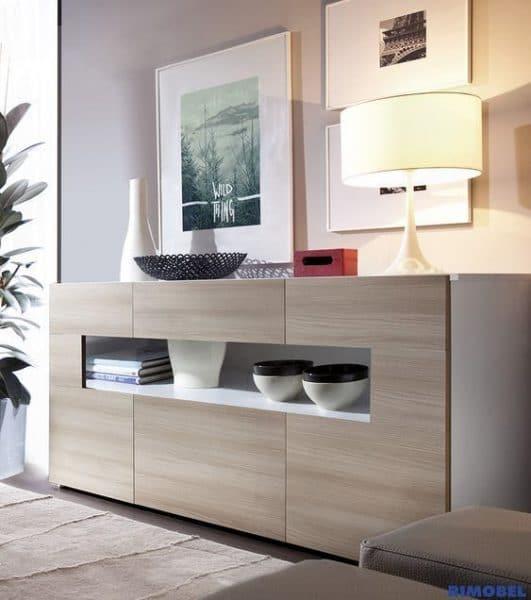 Aparadores modernos muebles para el comedor casa web - Aparador de comedor ...