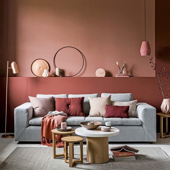 colores tendencias en decoracion 2019