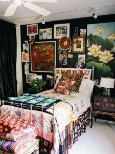 dormitorios maximalista