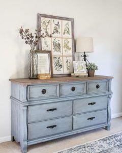 mueble aparador estilo vintage