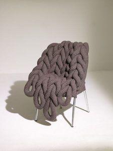 sillas con tejidos xxl