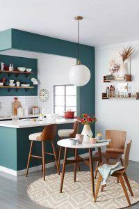 tendencia decoracion 2019 color azul verdoso